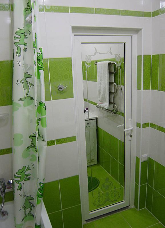 Двери для туалета своими руками