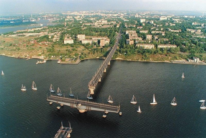 часть города Николаева.