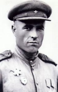 Младший сержант Петров Антон Николаевич. Германия, 18 августа 1945 г.