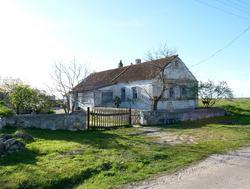 Старые дома в Новогригорьевке