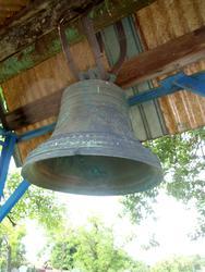 Старинный колокол в Калиновке
