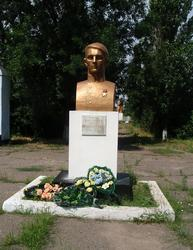 Памятник Шаповаленко Семену Тихоновичу