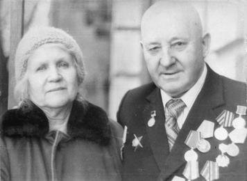 Андрей и Ольга Карпачевы. 1984 год. Из семейного архива Карпачевых.