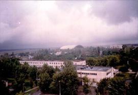 """Завод """"НАРП"""" в Кульбакино. Архив семьи Восоревых."""
