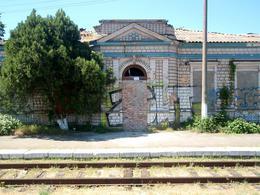 Станция Кульбакино