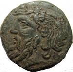 Ольвийская монета Борисфен