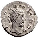 Монета император Коммода