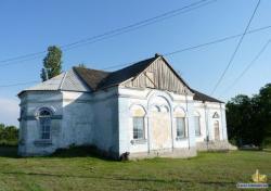 Церковь в с. Раково