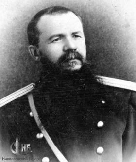Полицмейстер Николаева Подгорный Евгений Васильевич