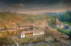 Панорама Богоявленска