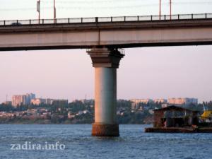 Опора Варваровского моста.